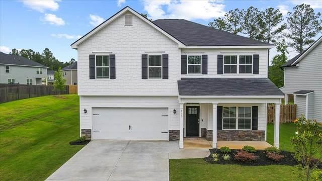533 Thrasher Trail, Evans, GA 30809 (MLS #471685) :: Melton Realty Partners