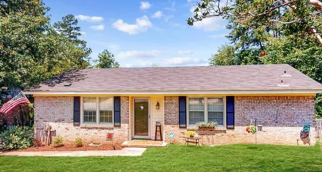 2220 Raven Drive, North Augusta, SC 29841 (MLS #471688) :: Melton Realty Partners