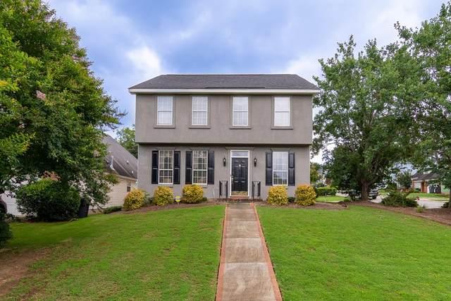 2550 Carriage Creek, Augusta, GA 30909 (MLS #471689) :: The Starnes Group LLC