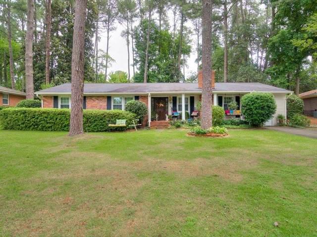 3115 Vassar Drive, Augusta, GA 30909 (MLS #471703) :: The Starnes Group LLC