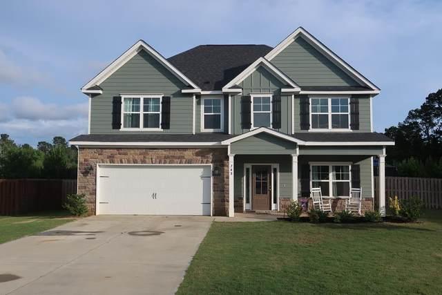 745 Houston Lake Drive, Evans, GA 30907 (MLS #471712) :: Melton Realty Partners