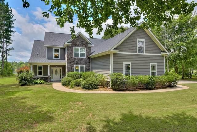 4980 White Oak Road, Appling, GA 30802 (MLS #471718) :: Melton Realty Partners