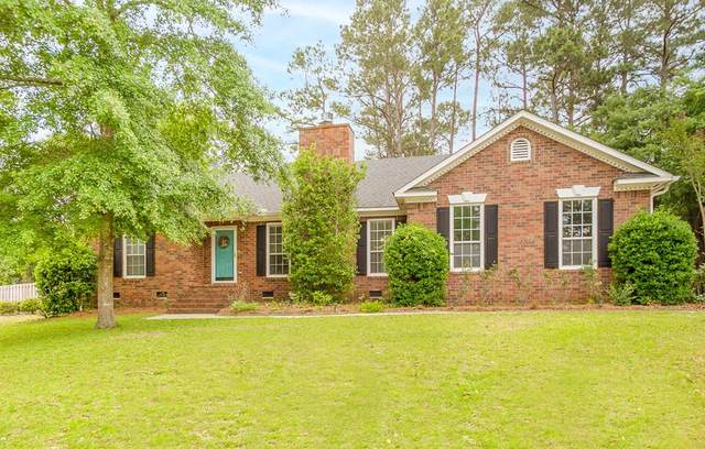 3342 Maplewood Drive, North Augusta, SC 29841 (MLS #471728) :: Melton Realty Partners