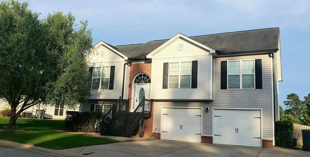 511 Capstone Way, Grovetown, GA 30813 (MLS #471733) :: Southeastern Residential