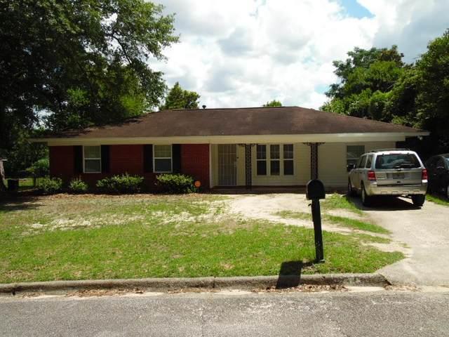 3414 Colonial Drive, Augusta, GA 30909 (MLS #471872) :: RE/MAX River Realty