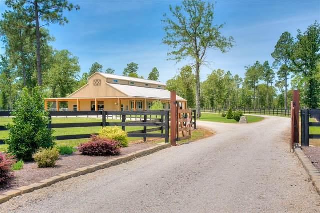 722 Paddock Club Parkway, Aiken, SC 29803 (MLS #471913) :: Rose Evans Real Estate