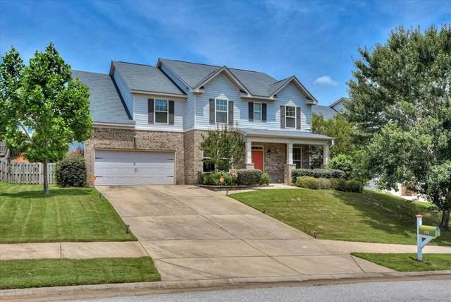 735 Gallaway Lane, Grovetown, GA 30813 (MLS #471921) :: The Starnes Group LLC