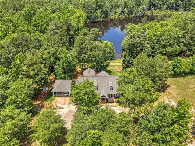 407 Vann Road, Trenton, SC 29847 (MLS #471936) :: Rose Evans Real Estate