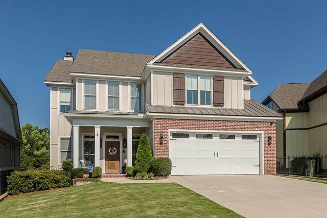 858 Willow Lake, Evans, GA 30809 (MLS #471959) :: Melton Realty Partners