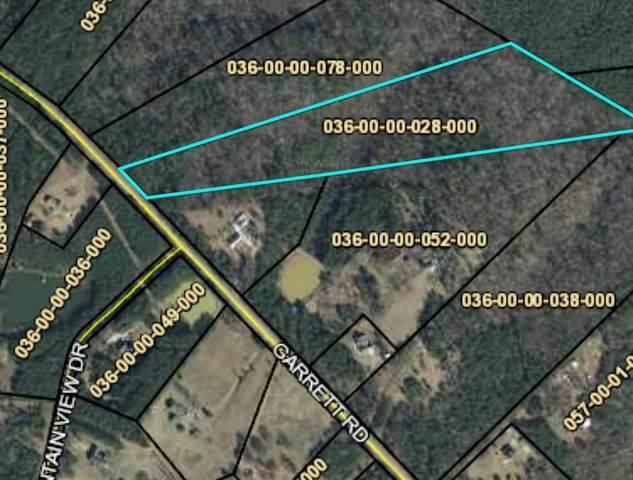 301 Garrett Road, Clarks Hill, SC 29824 (MLS #471966) :: The Starnes Group LLC
