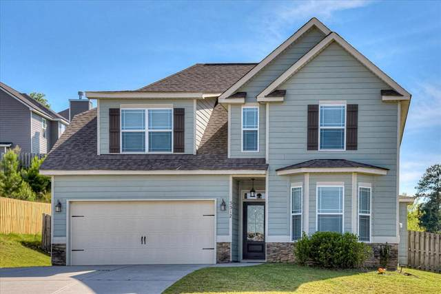 3312 Hemlock Circle, Grovetown, GA 30813 (MLS #471985) :: Rose Evans Real Estate