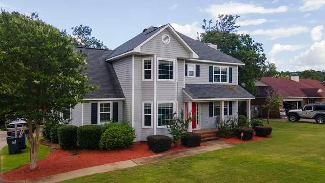 521 Waterford Drive, Evans, GA 30809 (MLS #471998) :: REMAX Reinvented | Natalie Poteete Team