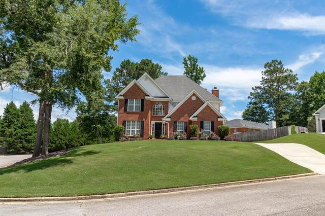 613 Kimberly Place, Evans, GA 30809 (MLS #472004) :: Young & Partners
