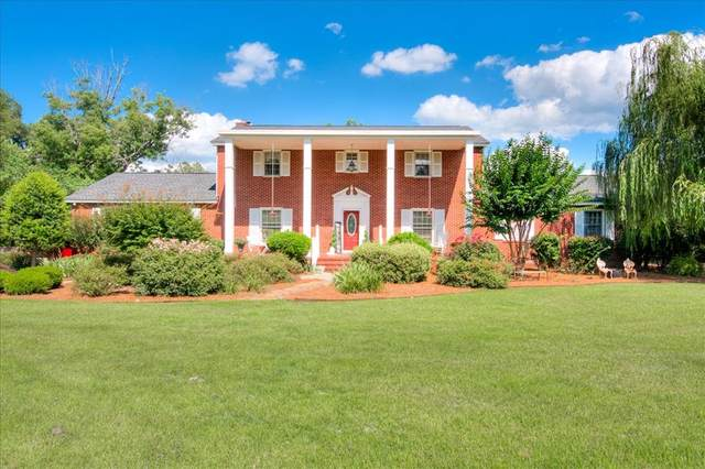1681 SE Banks Mill Road, Aiken, SC 29803 (MLS #472016) :: Rose Evans Real Estate