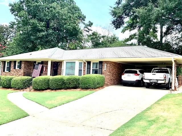 2707 E Bolling Road, Augusta, GA 30909 (MLS #472018) :: Rose Evans Real Estate