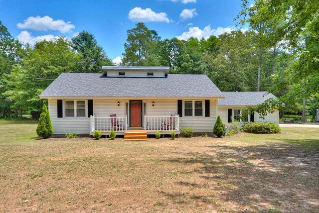 271 Sweetwater Road, North Augusta, SC 29860 (MLS #472048) :: Rose Evans Real Estate