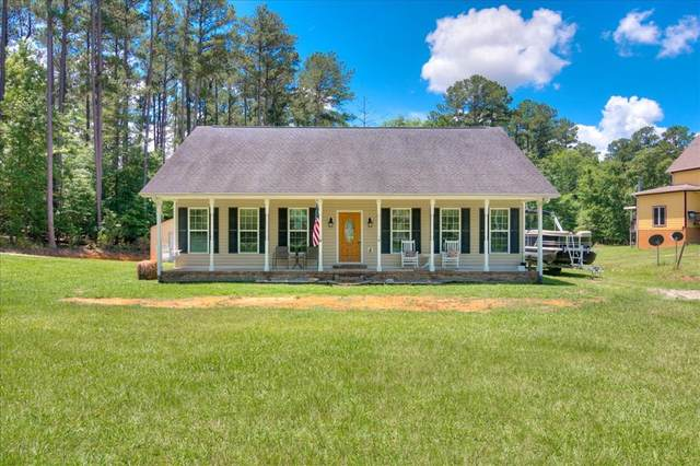 1085 Pawnee Drive, Lincolnton, GA 30817 (MLS #472100) :: Rose Evans Real Estate