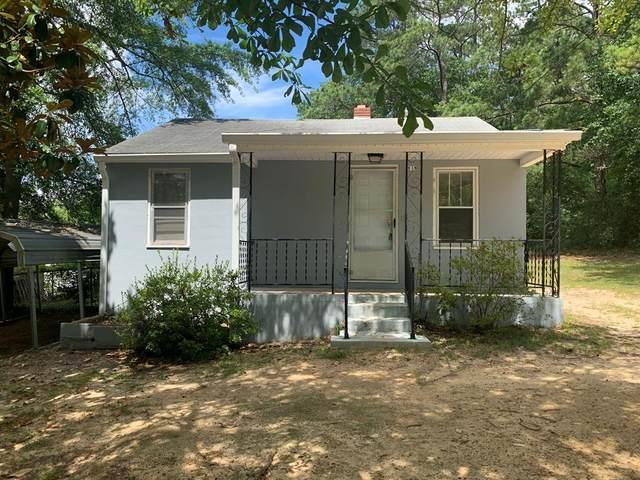315 Perrin Street Nw, Aiken, SC 29801 (MLS #472104) :: REMAX Reinvented | Natalie Poteete Team