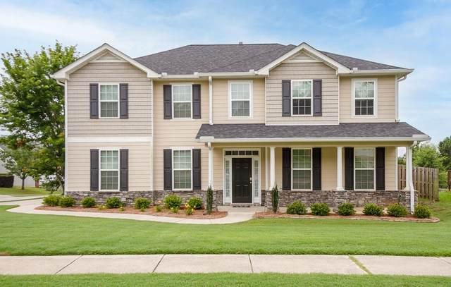 1106 Windwood Street, Evans, GA 30809 (MLS #472120) :: Rose Evans Real Estate