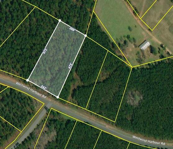 Lot 86 Westwind Harbour Road, Lincolnton, GA 30817 (MLS #472123) :: For Sale By Joe | Meybohm Real Estate