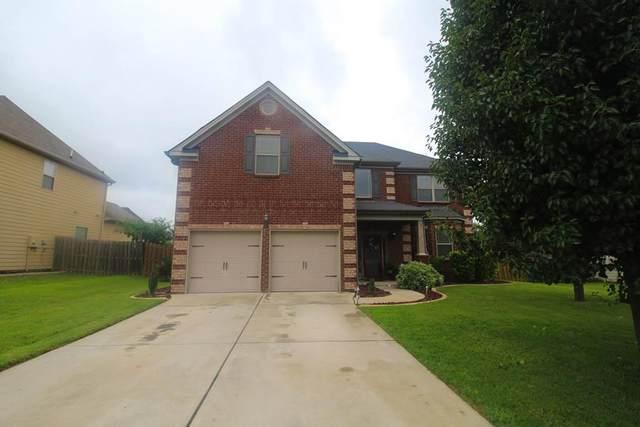 3191 Lexington Way, Augusta, GA 30909 (MLS #472165) :: RE/MAX River Realty