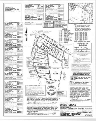 5130 Westbrook Road, Hephzibah, GA 30815 (MLS #472182) :: RE/MAX River Realty