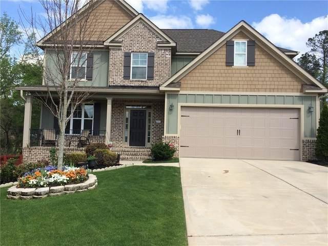882 NE Willow Lake Drive, Evans, GA 30809 (MLS #472189) :: REMAX Reinvented | Natalie Poteete Team