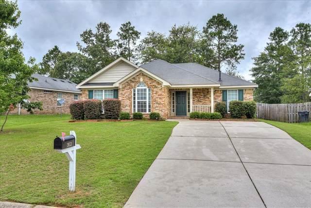 2653 Ardwick  Drive, Hephzibah, GA 30815 (MLS #472258) :: Rose Evans Real Estate