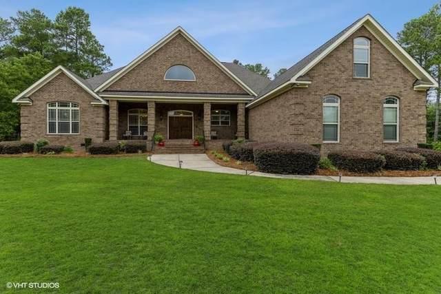 320 Maxwell Road, Aiken, SC 29803 (MLS #472323) :: Shannon Rollings Real Estate