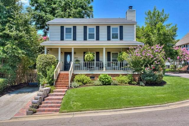 2012 Summer Ridge Drive, Augusta, GA 30904 (MLS #472328) :: Rose Evans Real Estate