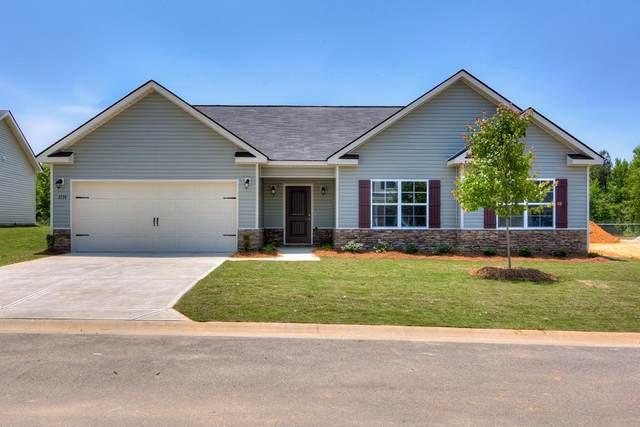 1337 Oak Lane, Thomson, GA 30824 (MLS #472340) :: REMAX Reinvented | Natalie Poteete Team