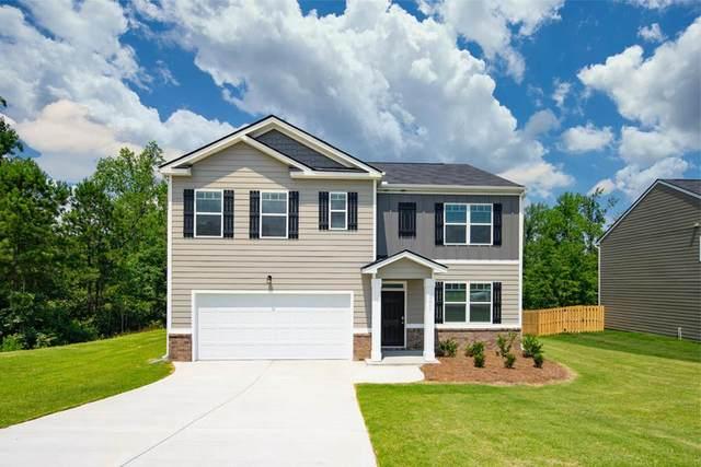 559 Post Oak Lane, Augusta, GA 30909 (MLS #472341) :: Shannon Rollings Real Estate