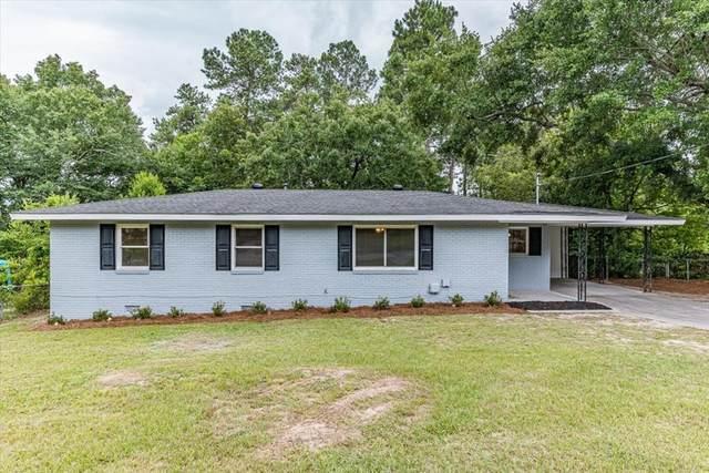 1131 Terrace Circle, North Augusta, SC 29841 (MLS #472345) :: Rose Evans Real Estate