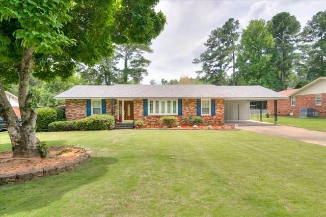 515 Hillwood Circle, Augusta, GA 30909 (MLS #472369) :: Melton Realty Partners