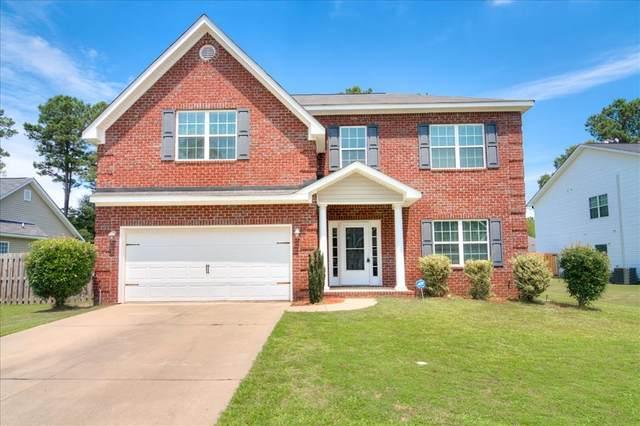 237 Crown Heights Way, Grovetown, GA 30813 (MLS #472381) :: RE/MAX River Realty