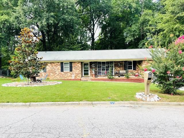 4441 Shadowwood Drive, Augusta, GA 30907 (MLS #472386) :: The Starnes Group LLC
