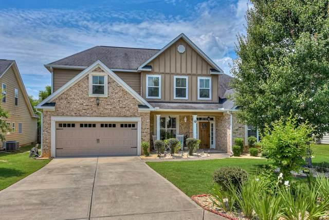 4052 Starview Lane, Evans, GA 30809 (MLS #472391) :: The Starnes Group LLC