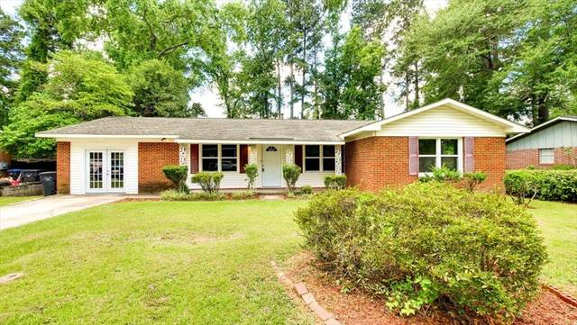 1715 Forest Creek Road, Augusta, GA 30909 (MLS #472410) :: RE/MAX River Realty