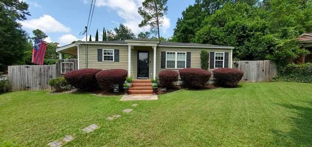 1028 Bedford Drive, Augusta, GA 30904 (MLS #472424) :: Rose Evans Real Estate