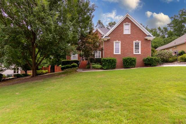 511 Pineview Court, Martinez, GA 30907 (MLS #472470) :: RE/MAX River Realty