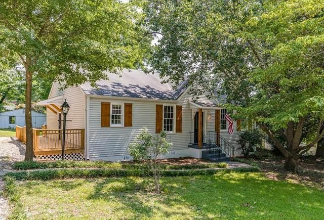 1017 Eustis Drive, Augusta, GA 30904 (MLS #472473) :: Rose Evans Real Estate