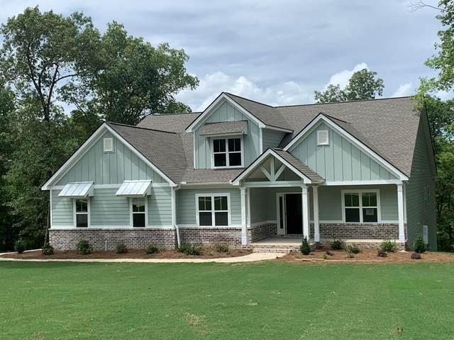 Lot 18 Graylyn Lakes Drive, Aiken, SC 29803 (MLS #472481) :: Melton Realty Partners