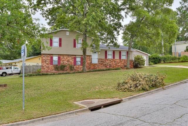 2164 Pepperidge Drive, Augusta, GA 30906 (MLS #472486) :: The Starnes Group LLC