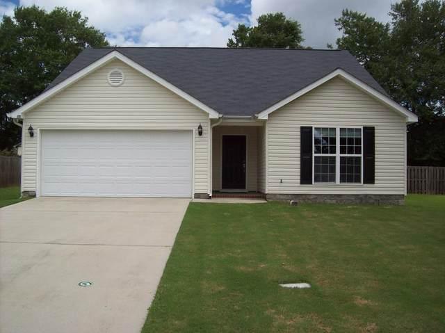 101 Cape Fox Circle, Aiken, SC 29803 (MLS #472530) :: The Starnes Group LLC