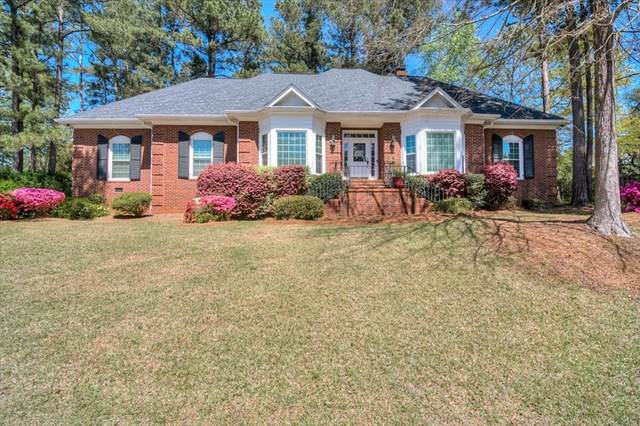 723 Jones Creek Drive, Evans, GA 30809 (MLS #472557) :: REMAX Reinvented | Natalie Poteete Team