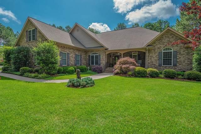 10 Windermere Way, Aiken, SC 29803 (MLS #472591) :: Rose Evans Real Estate