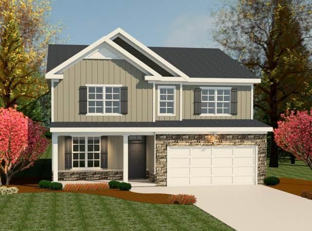 Lot 20 Hampton Drive, North Augusta, SC 29860 (MLS #472619) :: Rose Evans Real Estate