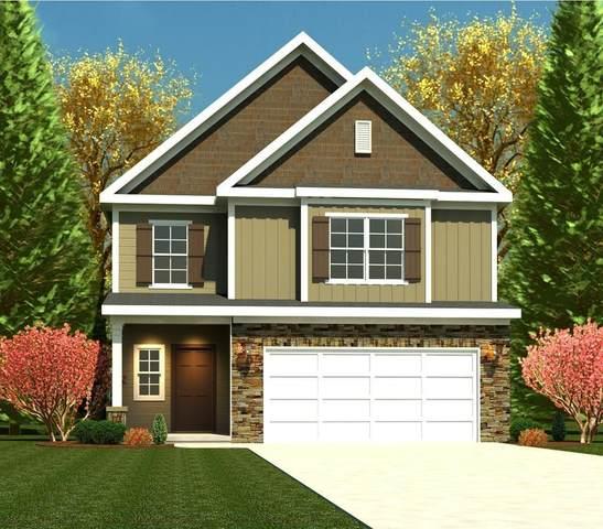 Lot 81 Newburn Drive, North Augusta, SC 29860 (MLS #472624) :: Rose Evans Real Estate