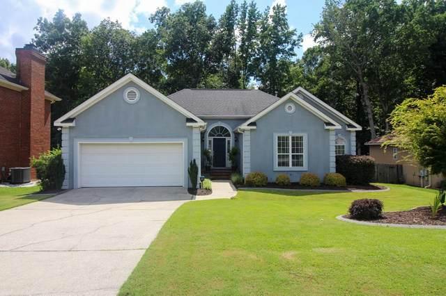 354 Crown Mill Drive, Martinez, GA 30907 (MLS #472648) :: The Starnes Group LLC