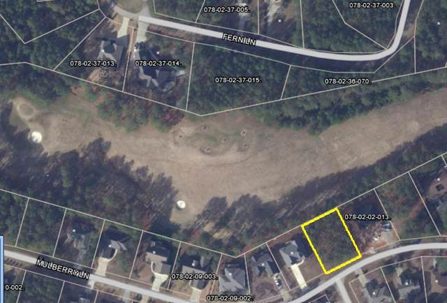 L14, B2 Mulberry Lane, McCormick, SC 29835 (MLS #472650) :: Better Homes and Gardens Real Estate Executive Partners